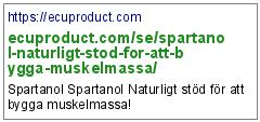 https://ecuproduct.com/se/spartanol-naturligt-stod-for-att-bygga-muskelmassa/